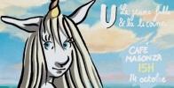 BARNFIKA I STOCKHOLM U, La jeune fille et la licorne 14 OCTOBRE – 15h MAGONZA CAFÉ Plus d'informations et réservations