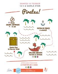 Pirates! A3