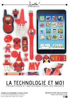 La technologie et Moi
