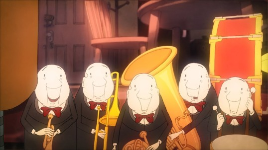 MUSIC IN ANIMATION
