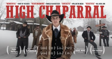 High Chaparral - David Freid.